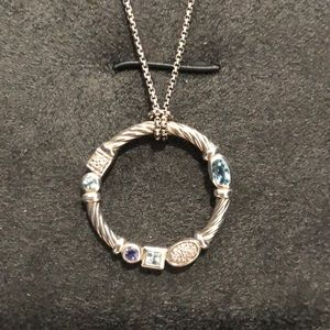 David Yurman Confetti Pendant